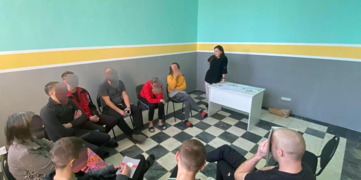 Групповая психотерапия - Реабилитационный центр Время жить! - Реабилитация алко и наркозависимых