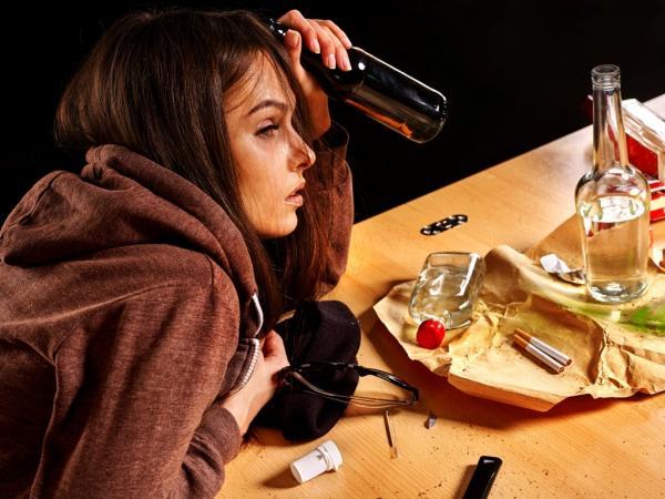 Женский алкоголизм  - существует ли?  - Реабилитационный центр Время жить! - Реабилитация алко и наркозависимых
