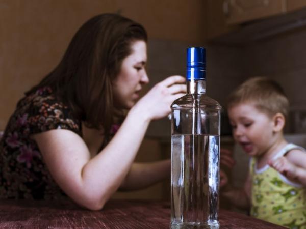 Влияние алкозависимых родителей на свое потомство - Реабилитационный центр Время жить! - Реабилитация алко и наркозависимых